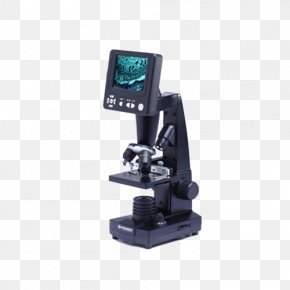 Digital Microscope - Digital Microscope Optical Instrument Bresser Optics PNG