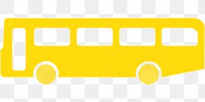 Bus - Bus Public Transport Rectangle PNG
