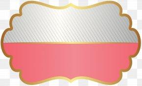 Label Template Clip Art Image - Label Clip Art PNG