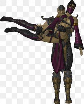 Scorpion - Mileena Scorpion Mortal Kombat II Kitana PNG