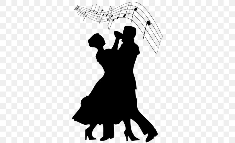 Ballroom Dance Silhouette Partner Dance Latin Dance Png 500x500px Dance Art Ballroom Dance Black Black And