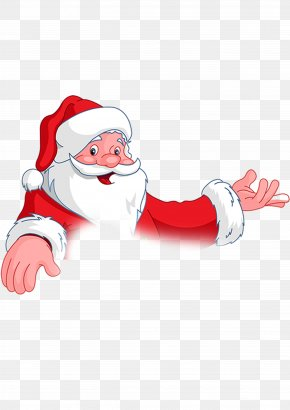 Christmas Santa Claus Material - Christmas Ornament PNG