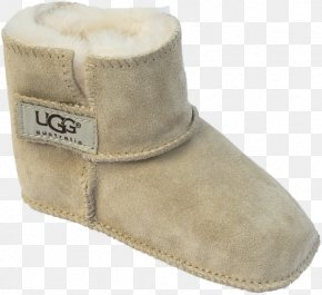 Boot - Snow Boot Shoe Walking Beige PNG