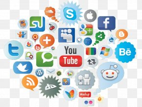 Social Network - Social Media Marketing Social Media Optimization Promotion PNG