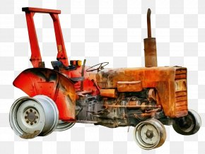 Wheel Car - Tractor Vehicle Toy Car Wheel PNG