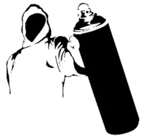 Paint Can Cliparts - Aerosol Paint Spray Painting Aerosol Spray Clip Art PNG