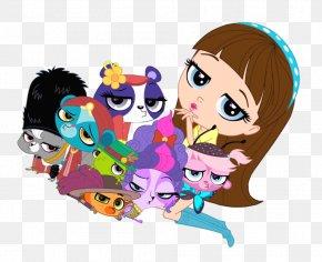 Littlest Pet Shop - Blythe Littlest Pet Shop Cartoon PNG