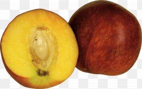 Peach Image - Nectarine Saturn Peach Fruit Icon PNG