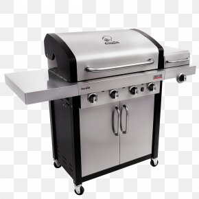 Barbecue - Barbecue Char-Broil Signature 4 Burner Gas Grill Grilling Char-Broil Performance 4 Burner Gas Grill PNG
