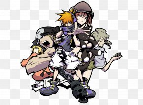 World Ends With You - The World Ends With You Nintendo Switch Video Game Nintendo DS PNG