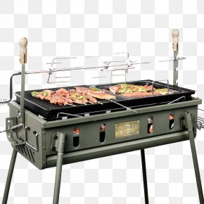 Hand Grill - Barbecue Roast Chicken Rotisserie Grilling Roasting PNG
