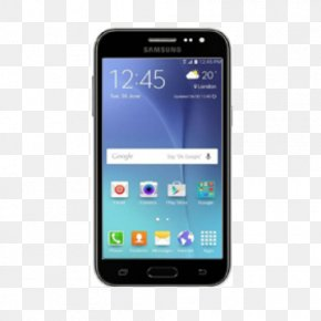 Samsung - Samsung Galaxy J2 Prime Smartphone Telephone Android PNG