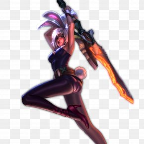 League Of Legends - League Of Legends Riven Riot Games Dawnbringer Video Game PNG