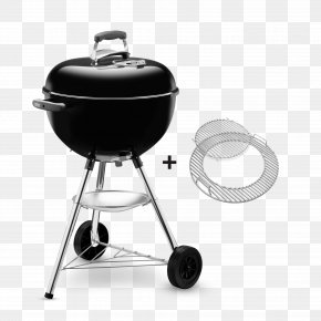 Barbecue Party - Barbecue Weber-Stephen Products Charcoal Kettle PNG