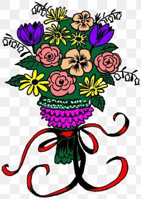 Wedding Bouquet Cliparts - Wedding Invitation Flower Bouquet Bride Clip Art PNG