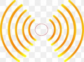 Sound Wave - Radio Wave Electromagnetic Radiation Clip Art PNG
