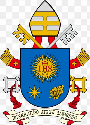 Pope Francis - Vatican City Amoris Laetitia Coat Of Arms Of Pope Francis Society Of Jesus PNG