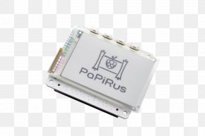 Papirus - Electronic Paper Amazon.com E Ink Raspberry Pi PNG