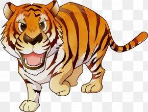 Roar Whiskers - Tiger Giraffe Cat Animal Lion PNG