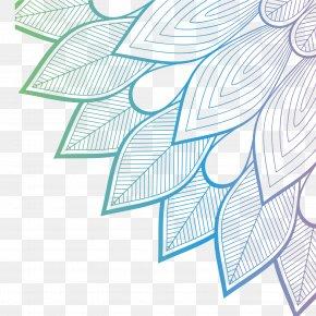 Blue Shades - Color Gradient Euclidean Vector PNG