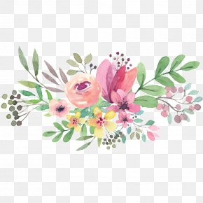 Water Color Flower - Watercolour Flowers Watercolor Painting Floral Design Drawing PNG
