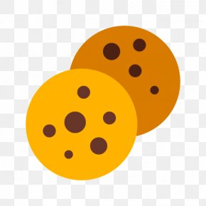 Biscuit - Biscuit Cookie Iconfinder Icon PNG
