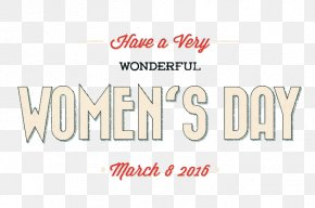 Celebrate The March 8 Women's Day - International Womens Day March 8 Woman PNG