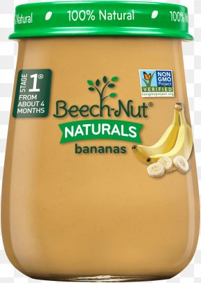 Beech Nut Banana - Baby Food Organic Food Rice Cereal Beech-Nut PNG