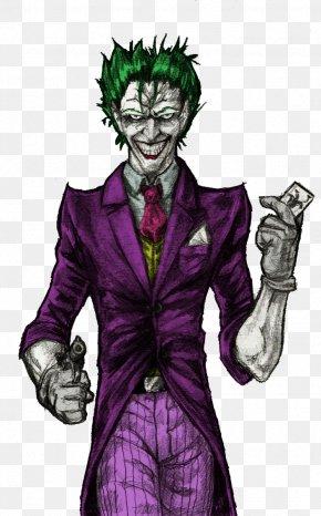 Joker - Joker Color Activity Batman T-shirt PNG