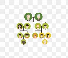 Family Tree - Family Tree Genealogy Icon PNG