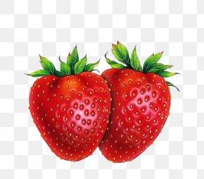 Strawberry - Strawberry Shortcake Drawing Fruit PNG