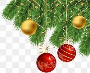 Christmas Tree - Christmas Tree Christmas Ornament Clip Art Christmas Santa Claus PNG