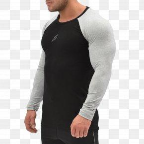 T-shirt - Long-sleeved T-shirt Long-sleeved T-shirt Clothing Raglan Sleeve PNG