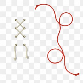 Rope - Rope Shoelaces Icon PNG