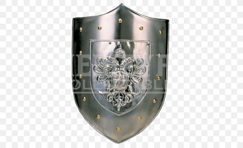 Coat Of Arms Of Toledo Double-headed Eagle Shield Escutcheon, PNG, 500x500px, Toledo, Blazon, Coat Of Arms Of The King Of Spain, Coat Of Arms Of Toledo, Components Of Medieval Armour Download Free
