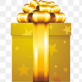 Gift - Gift Box Sticker Paper Christmas PNG