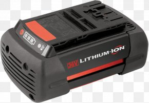 Lithium-ion Battery - Battery Charger Power Inverters Lithium-ion Battery Electric Battery PNG