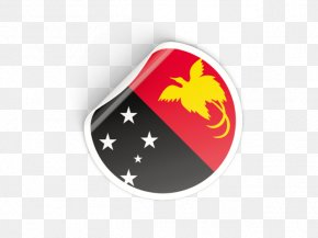 Papua New Guinea - Flag Of Papua New Guinea National Flag PNG