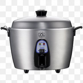 High-tech Smart Rice Cooker - Rice Cooker Stainless Steel Cup Tatung Company Food Steamer PNG
