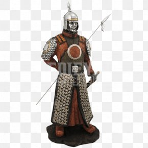 Medieval - Mongolian Armour Mongols Knight PNG