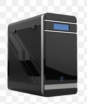 Black Computer Host - Server Computer Host Trivial File Transfer Protocol Database PNG