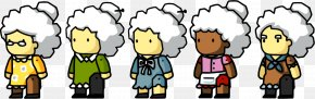 Grandmother - Scribblenauts Unlimited Wikia Clip Art PNG