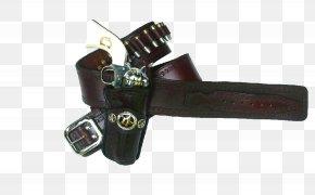 Belt - Gun Holsters Belt Firearm Leather Colt Single Action Army PNG