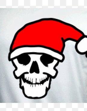 T-shirt - T-shirt Santa Claus Christmas Hat Cap PNG