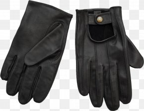 Leather Gloves Image - Glove Leather Lining Polar Fleece Thinsulate PNG