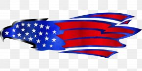Electric Blue Veterans Day - Veterans Day Usa Flag PNG