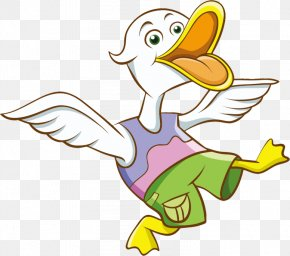 DUCK - Donald Duck Cartoon Clip Art PNG