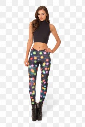 Fairy Lights - Leggings Pants Clothing Jeggings Skirt PNG