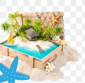 Summer Vacation - Summer Vacation Illustration PNG