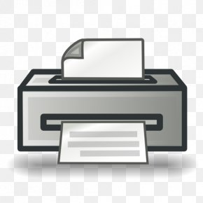 Printer - Apple Icon Image Format Print Job Computer File PNG